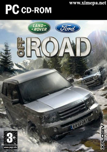 Скрипн Ford Racing: Off Road (2008|Рус)