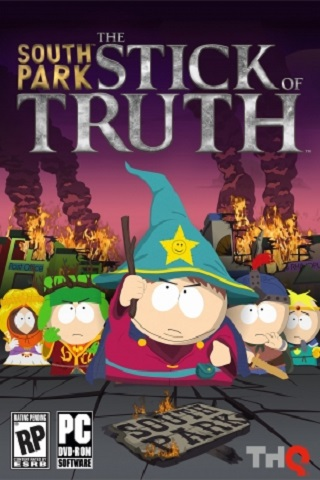 Скрипн South Park The Stick of Truth