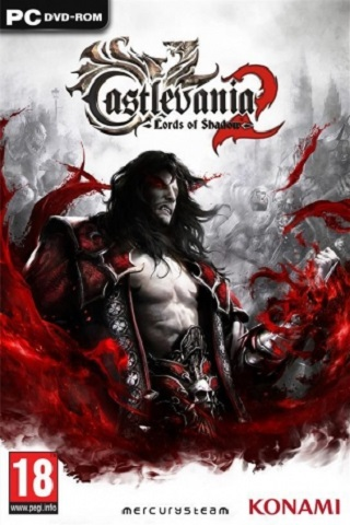 Скрипн Castlevania Lords of Shadow 2