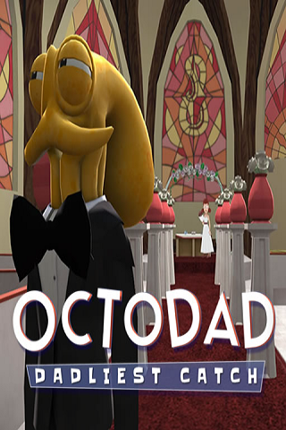 Скрипн Octodad: Dadliest Catch