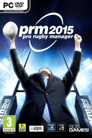 Скрипн Pro Rugby Manager 2015
