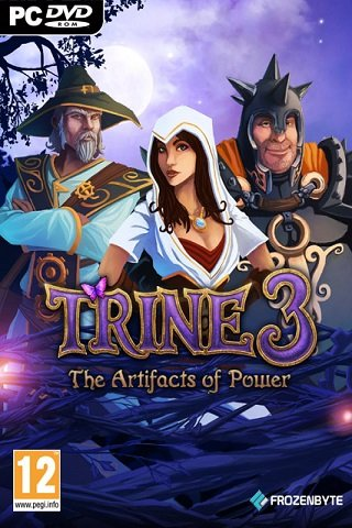 Скрипн Trine 3: The Artifacts of Power