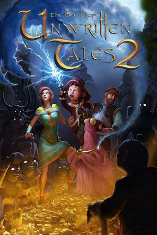 Скрипн The Book of Unwritten Tales 2. Almanac Edition (2015|Рус)