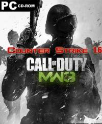 Counter Strike 1.6 Call of Duty MW 3 (2014|Рус)