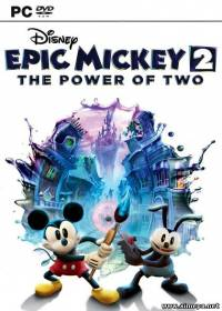 Disney Epic Mickey 2: The Power of Two (2012|Рус)