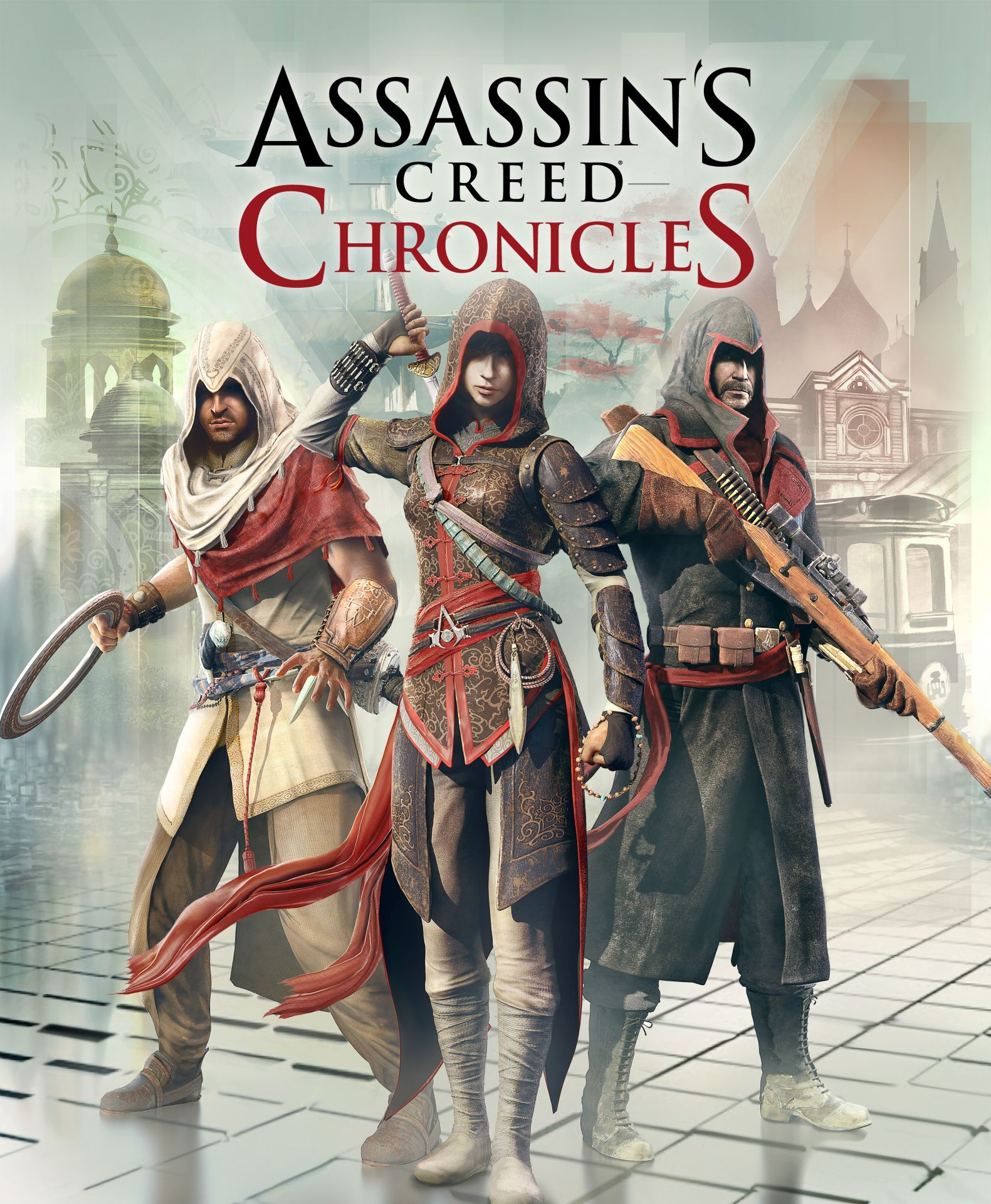Скрипн Assassin's Creed Chronicles: Трилогия / Assassin's Creed Chronicles: Trilogy (2016)