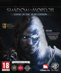 Middle-Earth: Shadow of Mordor - Game of the Year Edition [Update 8 + все DLC]