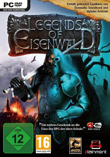 Скрипн Legends of Eisenwald - Knight's Edition (на Русском)