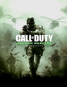Скрипн Call of Duty Modern Warfare Remastered