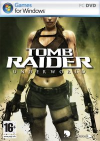 Скрипн Tomb Raider: Underworld