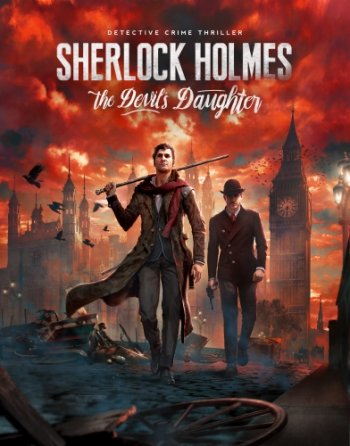 Скрипн Sherlock Holmes: The Devil's Daughter (2016)