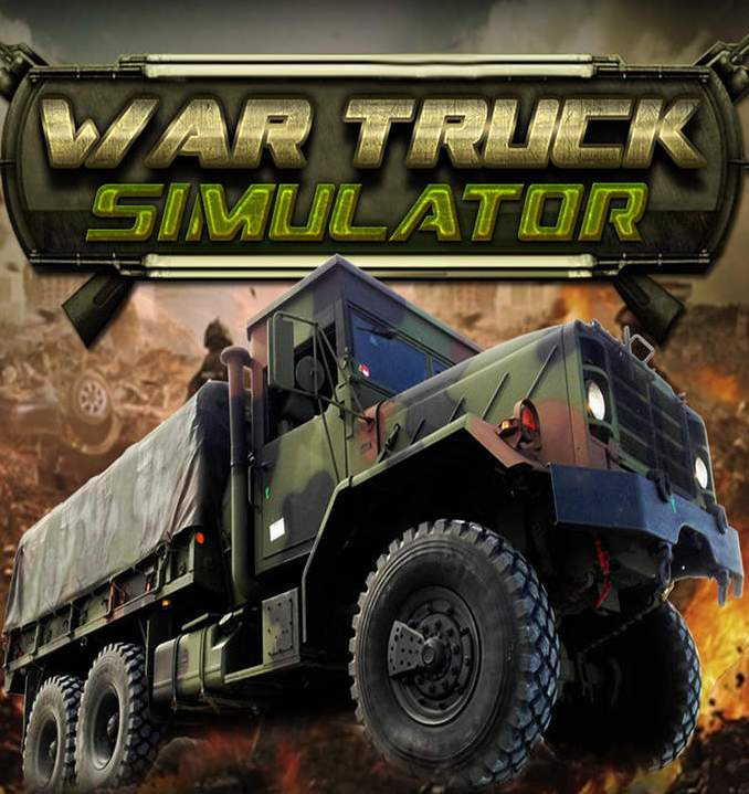 Скрипн War Truck Simulator (2016|Рус|Англ)