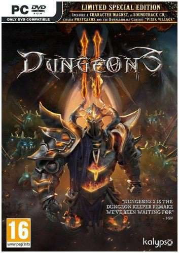 Скрипн Dungeons 2 [v 1.6.1] (2015) [RUS]