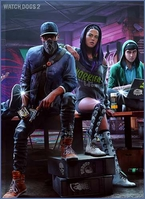 Watch Dogs 2: Digital Deluxe Edition [1.017.189.2 + 13 DLC] (2016) [RUS]