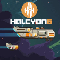 Halcyon 6: Starbase Commander (2016 RUS)