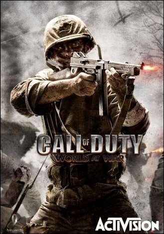 Скрипн Call of Duty: World at War (2008) [RUS]