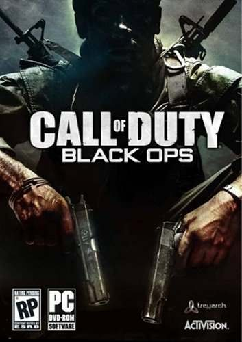 Скрипн Call of Duty: Black Ops (2010) [RUS]