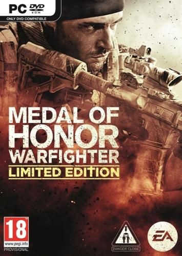 Скрипн Medal of Honor: Warfighter - Digital Deluxe Edition (2012)