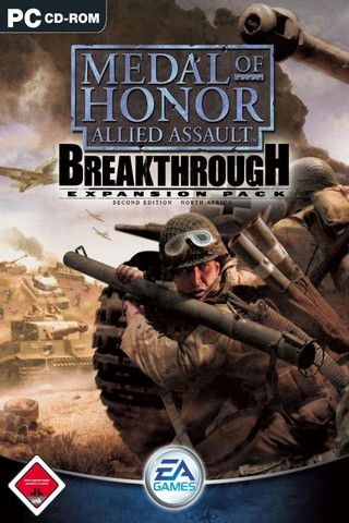 Скрипн Medal of Honor Allied Assault : Breakthrough (2003) [RUS]