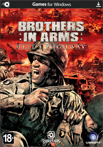 Скрипн Brothers in Arms: Hell's Highway (2008)