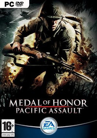 Медаль за отвагу: Тихоокеанский штурм / Medal of Honor - Pacific Assault (2004) [RUS]