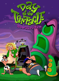 Day of the Tentacle Remastered (2016) [RUS]