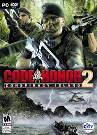 Code of Honor 2: Conspiracy Island (2008)