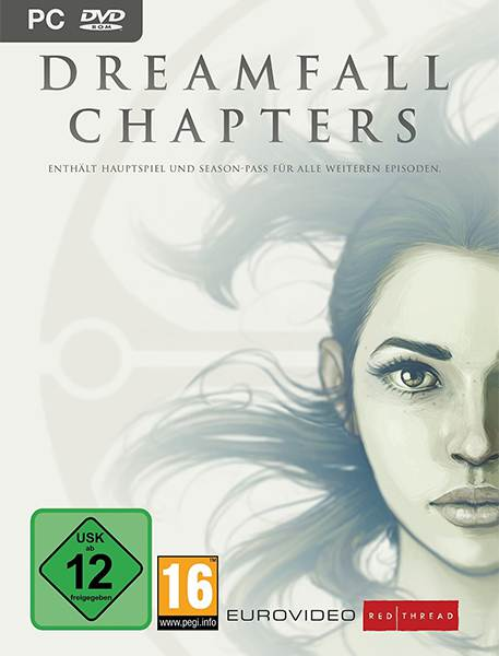 Скрипн Dreamfall Chapters: Books 1-5 (2014) [RUS]