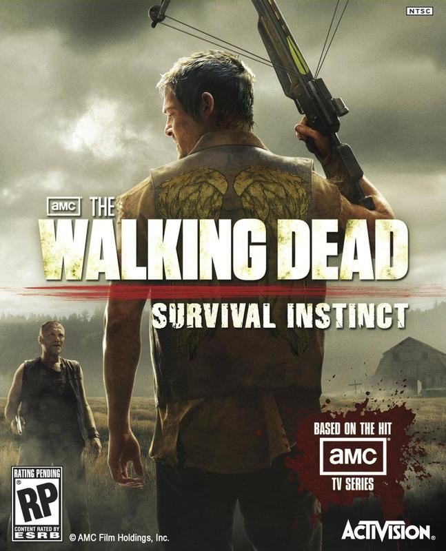 Скрипн The Walking Dead: Survival Instinct (2013) [RUS]