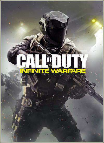 Скрипн Call of Duty: Infinite Warfare - Digital Deluxe Edition (2016) [RUS]