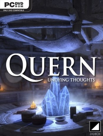 Скрипн Quern - Undying Thoughts (2016)