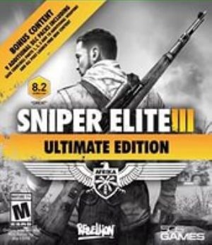 Скрипн Sniper Elite 3: Ultimate Edition (2014) [RUS]