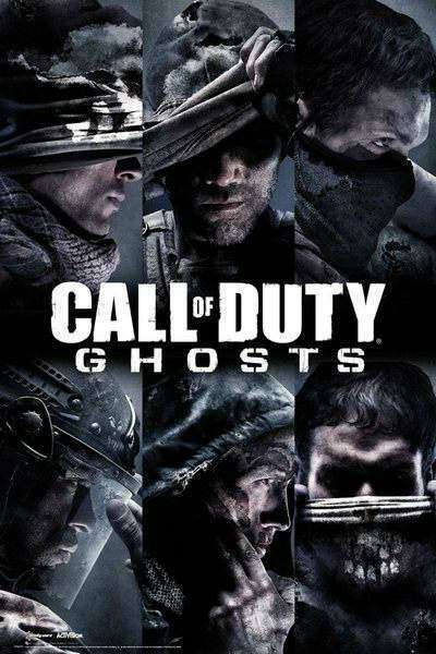 Скрипн Call of Duty: Ghosts - Ghosts Deluxe Edition [Update 21] (2013) [RUS]