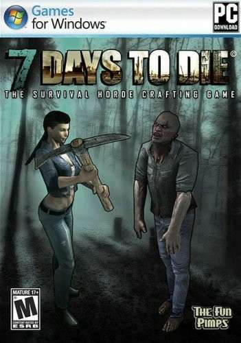 Скрипн 7 Days To Die [v 15.1] (2013) [RUS]