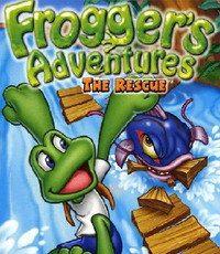 Frogger's Adventures: The Rescue (2004) [RUS]