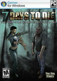 7 Days To Die [v 15.1] (2013) [RUS]
