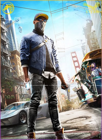 Watch Dogs 2 (2016) репак от Chitos