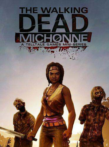 Скрипн The Walking Dead: Michonne - Episode 1-3 (2016) [RUS]