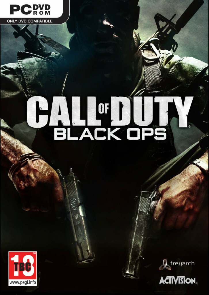Скрипн Call of Duty: Black Ops - Collection Edition (2010) [RUS]