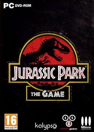 Скрипн Jurassic Park: The Game