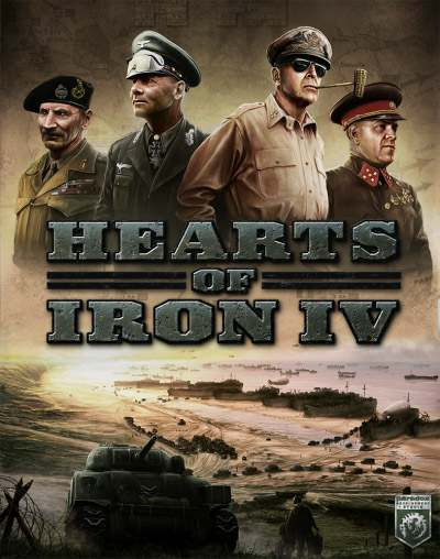 Скрипн Hearts of Iron 4: Field Marshal Edition [v 1.3.1 + DLC's] (2016) [RUS]