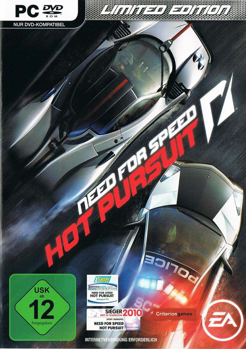 Скрипн Need For Speed: Hot Pursuit 2010 - Limited Edition (2010) [RUS]