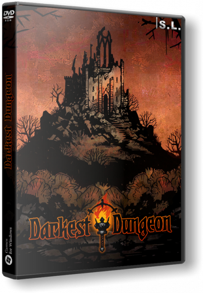 Скрипн Darkest Dungeon [Build 16707] (2016) PC | Лицензия