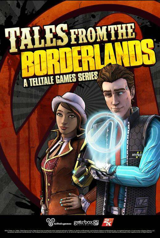 Скрипн Tales from the Borderlands: Episode 1-5 (2014) [RUS]
