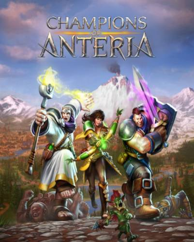 Скрипн Champions of Anteria [FULL RUS] (2016) PC | RePack by FitGirl