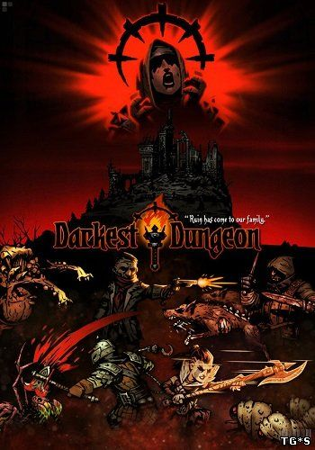 Скрипн Darkest Dungeon [Build 16707] (2016) PC | RePack by R.G. Механики