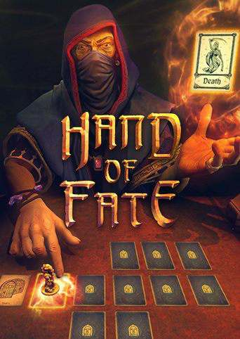 Скрипн Hand of Fate [v 1.3.14 + 1 DLC] (2015) [RUS]