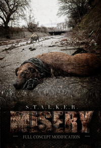 S.T.A.L.K.E.R.: Call of Pripyat - MISERY (2014) [RUS]