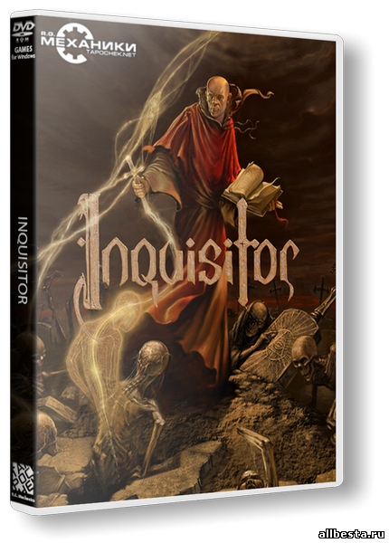 Скрипн Inquisitor (2012) PC | RePack от R.G. Механики