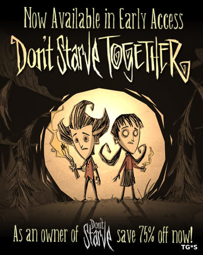 Скрипн Don't Starve Together [Buld 202070] PC (2013) | RePack by Pioneer